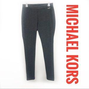 Michael Kors piped seam leggings style QH63B801WL